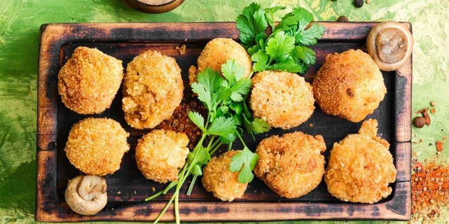 how-to-make-air-fryer-vegan-fried-chicken 3