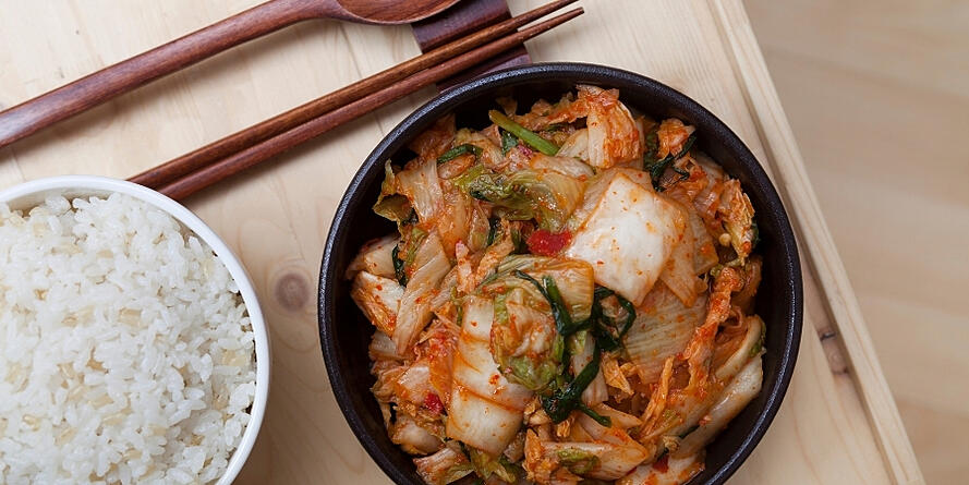 how-to-make-kimchi-rice-and-beans 2