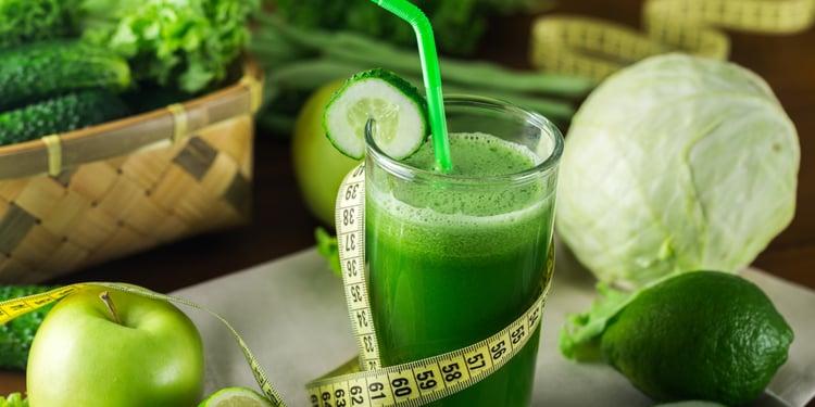 Assuaged-Green-Detox-Shake-Weight-Loss-Image