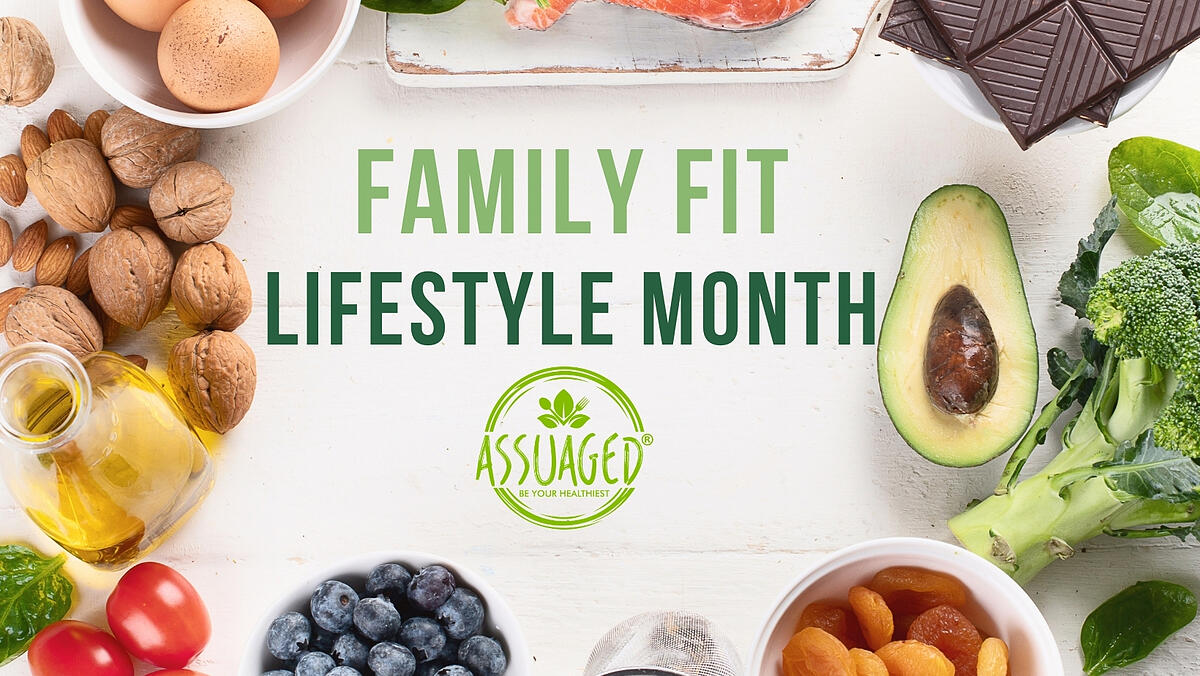 Family Fit Lifestyle Month Test NEWSLETTER BANNER