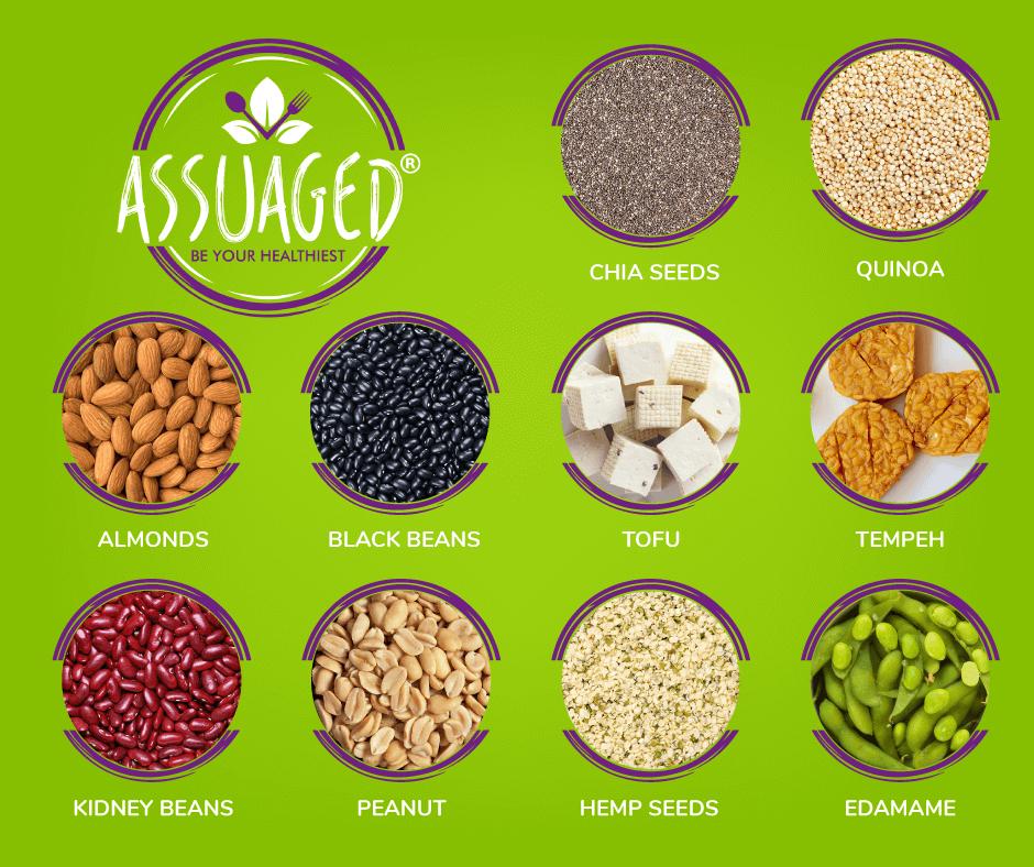 #703196 -  Sources of protein for vegans(FB post)_v2_042220