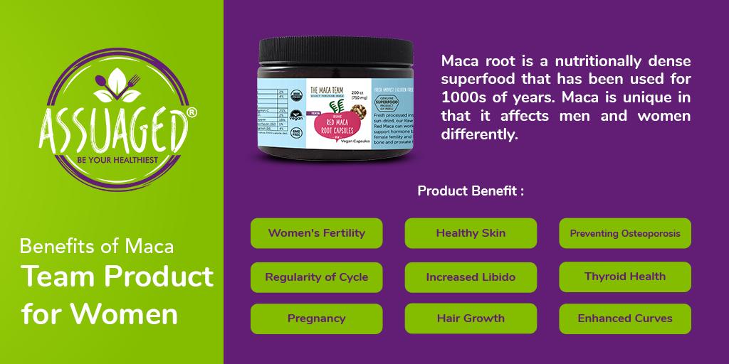 #735031 - Benefits of Maca Team Product for Women(Twitter_Post)Opt2_060320