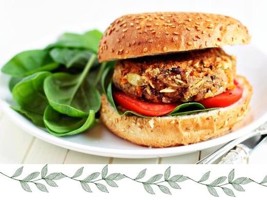 No-Meat-Lentil-Mushroom-Patties