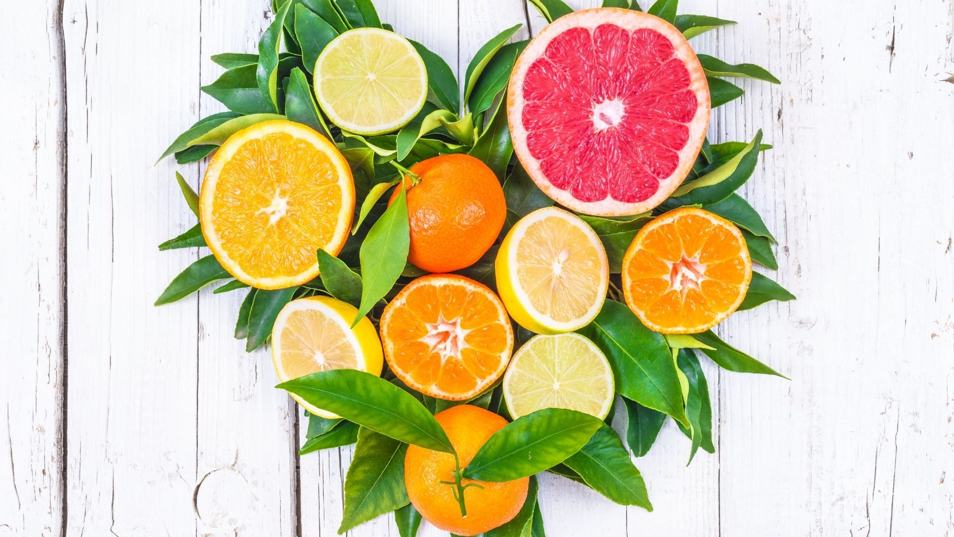 Assuaged-Citrus-in-Shape-of-Heart-Image