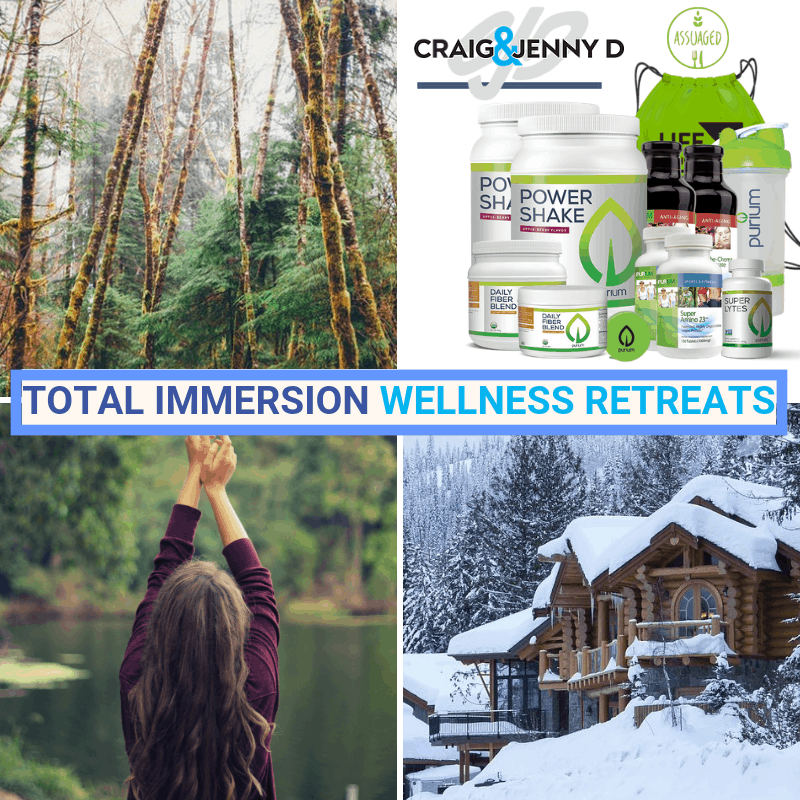 Total Immersion Wellness Repeats