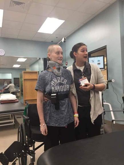 Surviving Traumatic Brain Injury: One LGBT Woman's Story