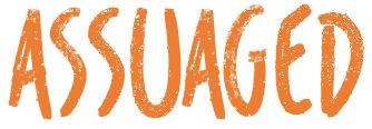 Assuaged