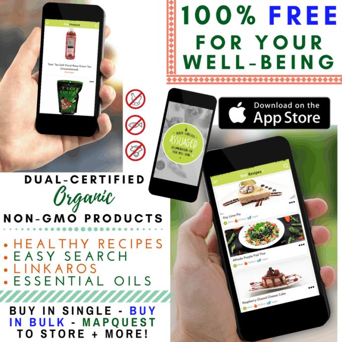 Vegan Recipe iPhone App