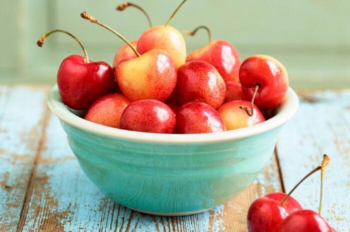 rainer-cherries-Cherry-Walnut-Vegan-Salad-Dressing