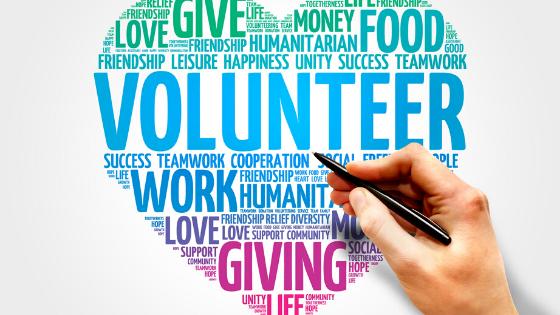 Volunteer opportunities in heart to help covid-19