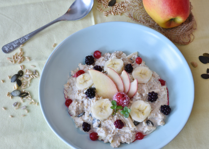 oatmeal superfood blog image