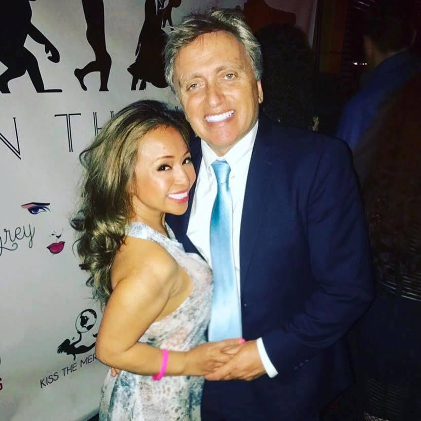 Al Harris & Raquel Sanchez