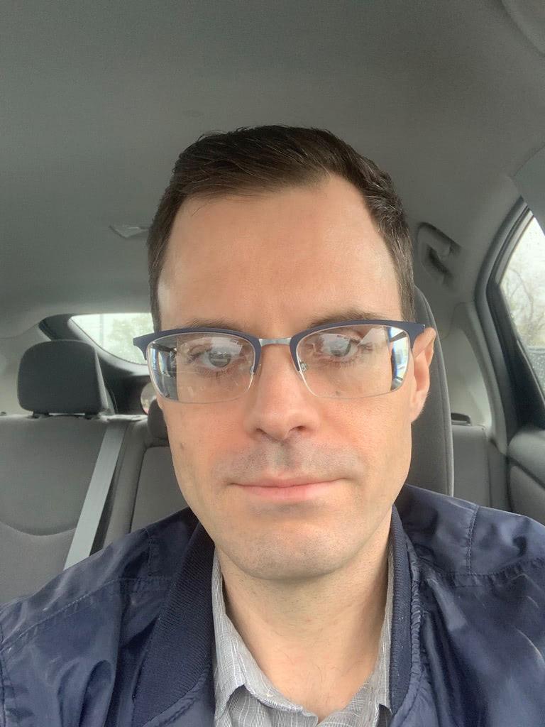 Jeremy Busto Public Health Coordinator