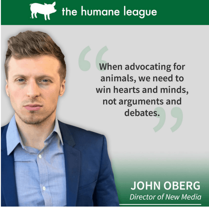 The Health of Your Conscience | The Humane League