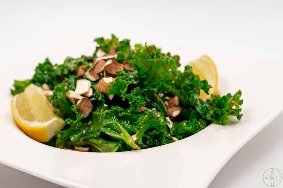Kale Ginger Salad