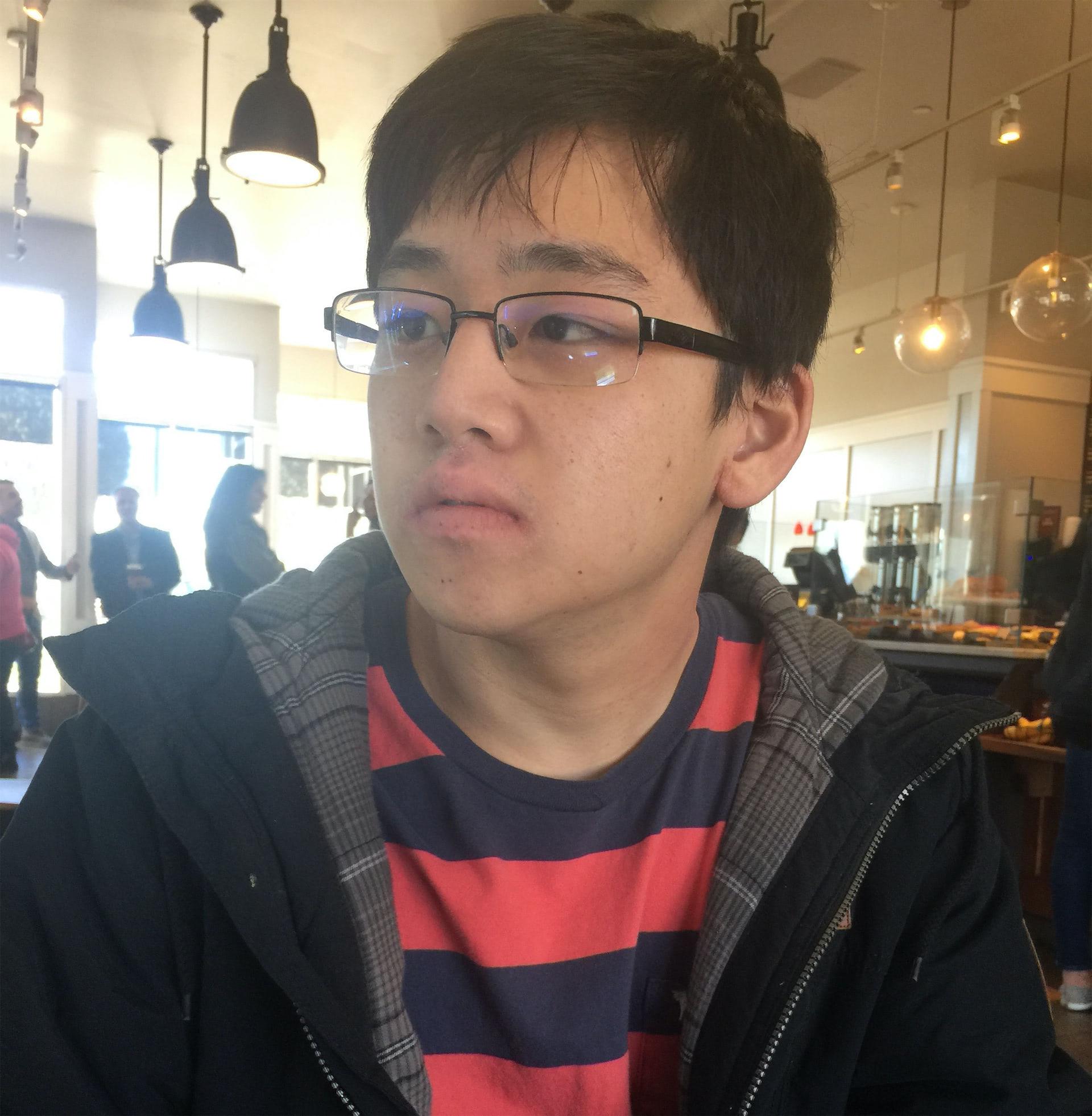 Kevin Ahn Assauged