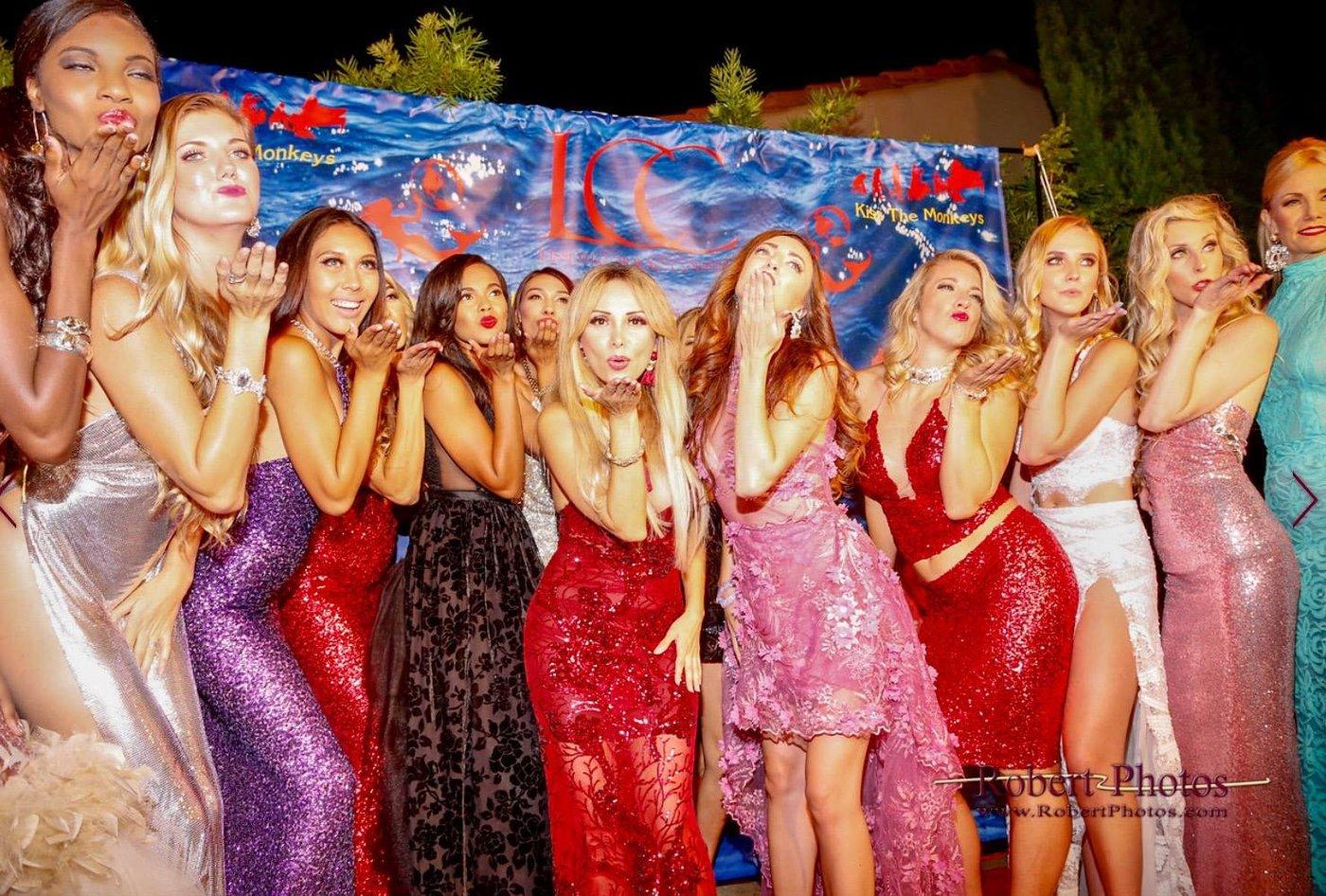 Kiss the Monkeys Celebrity Gala Events Assuaged