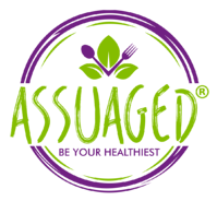 assuaged-logo-design