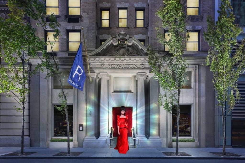 Royalton Hotel New York Kiss the Monkeys FAO Schwarz Event Disability Models Prashant Goyal