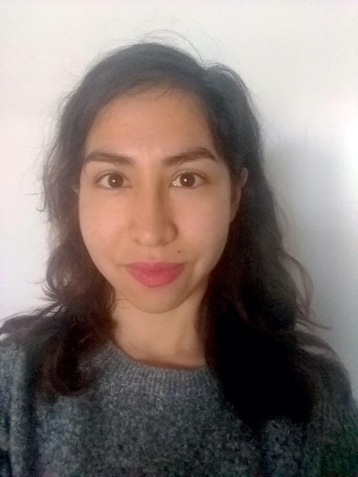 Sabrina Rodriguez Public Health Coordinator