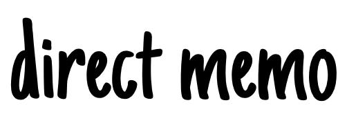 Direct-Memo-Logo